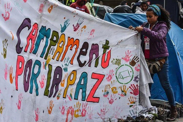 Según las Farc en lo que va del 2016 han sido asesinados 200 de sus activistas. (Foto Prensa Libre: AFP).