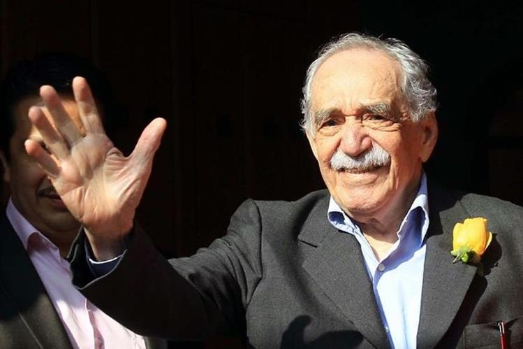 A García Márquez se le conoce como uno de los padres del Realismo mágico. (Foto Prensa Libre: AFP)