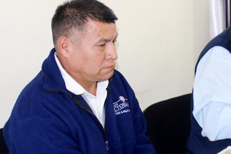 Domingo Castro fue hallado culpable de violación. (Foto Prensa Libre: Óscar Figueroa).
