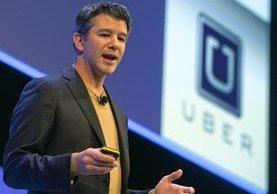 La nueva dirección de Uber tiene un arduo camino por delante para superar las dificultades tras la dimisión de Kalanick. (Foto Prensa Libre: EFE)
