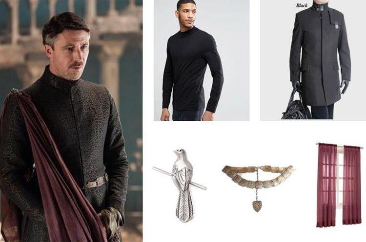 Utiliza todo pantalón y camisa negra para la base y, si puedes, una chaqueta parecida para evocar al personaje. (Foto Prensa Libre: Damn Good Shindig).