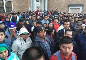 Los consulados son los lugares en los que inmigrantes solicitan asistencia legal ante los procesos migratorios de EE. UU. (Foto Prensa Libre: Hemeroteca PL)