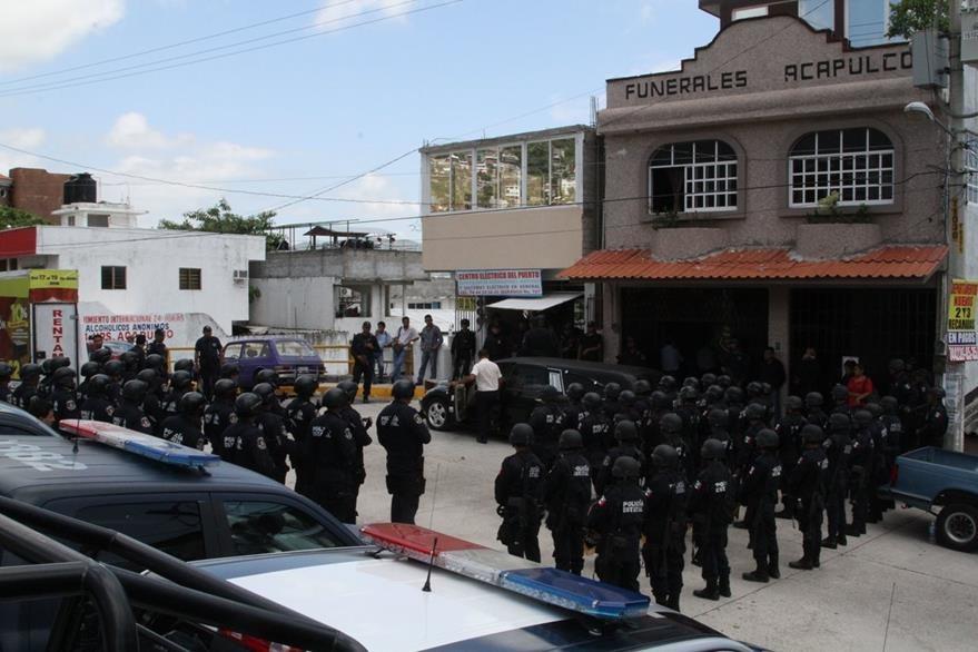 El estado de Guerrero es uno de los más violentos de México. (Foto Prensa Libre: AP).
