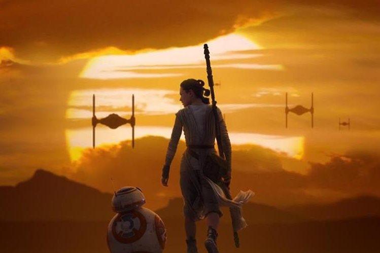 Star Wars: The Force Awakens se estrenó el 14 de diciembre del 2015. (Foto Prensa Libre: Hemeroteca PL)