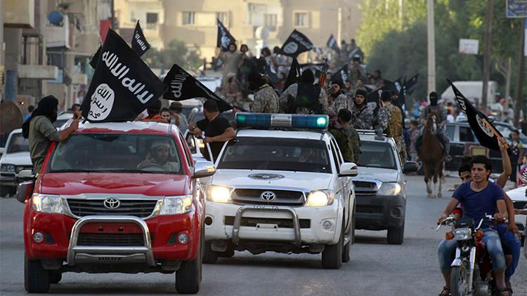 Integrantes del Estado Islámico ocupan varias ciudades de Oriente Medio.(AFP).