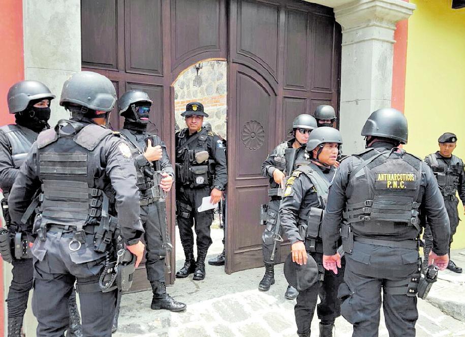 Marlon Monroy fue detenido en Antigua Guatemala en marzo de 2016. (Foto: Hemeroteca PL)