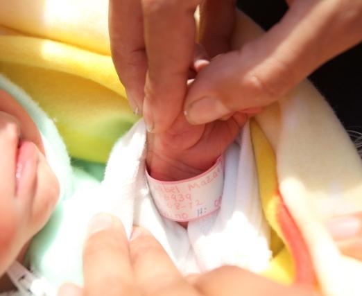 (Imagen de referencia). Autoridades creen que el bebé tenía horas de nacido. (Foto Prensa Libre: Hemeroteca PL).
