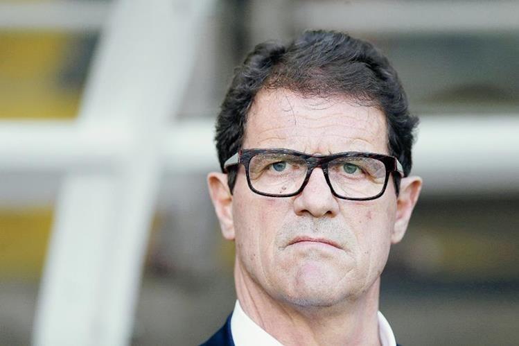 Un empresario ruso sirvió de prestamista para cancelar los sueldos atrasados a Fabio Capello. (Foto Prensa Libre: EFE)