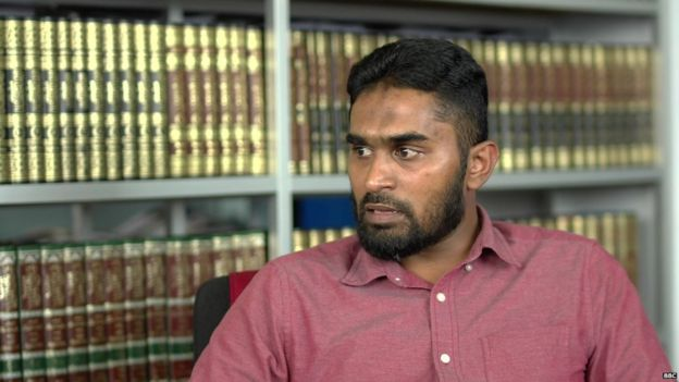 BM Arshad, vocero del grupo musulmán Thawheed Jamaath, se opone a establecer un mínimo para la edad del matrimonio.