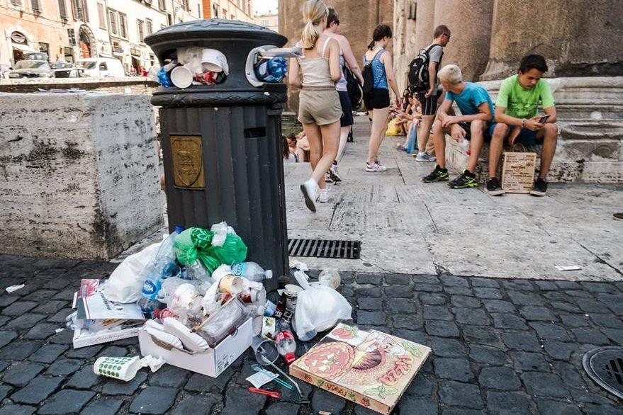 """Julio aparece ya marcado en el calendario del 2015 como un mes """"horribilis""""  para Roma. (Foto Prensa Libre: AFP)."""