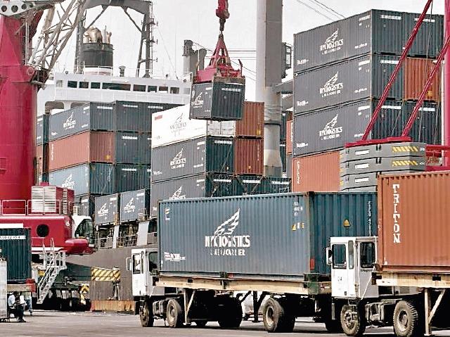 contenedores deberán llevar certificado el peso exacto, por reglamento internacional.