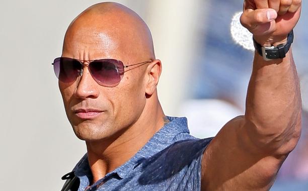 El próximo presidente de Estados Unidos podría ser... The Rock