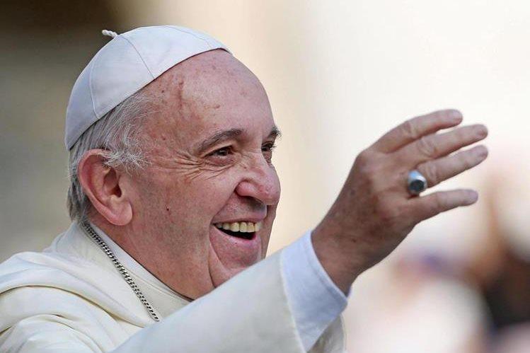 El Papa Francisco está enterado de la situación del país y no se descarta su visita a Guatemala según el Nuncio Apostólico. (Foto Prensa Libre: Agencia EFE)