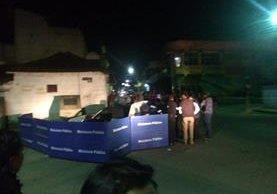 Ataque contra abogado y notario ocurrió en la ruta entre San Marcos y Quetzaltenango. (Foto Stereo 100 Xela)