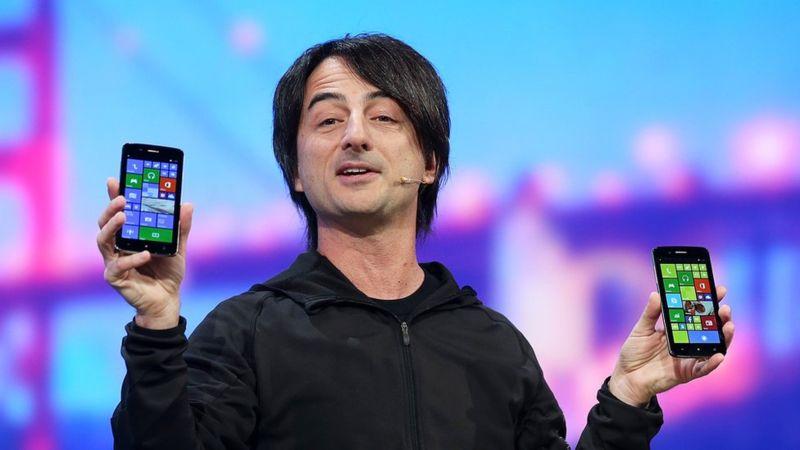 Joe Belfiore aseguró en Twitter haberlo intentado todo por atraer el interés de desarrolladores de aplicaciones hacia Windows Mobile. (Getty Images).