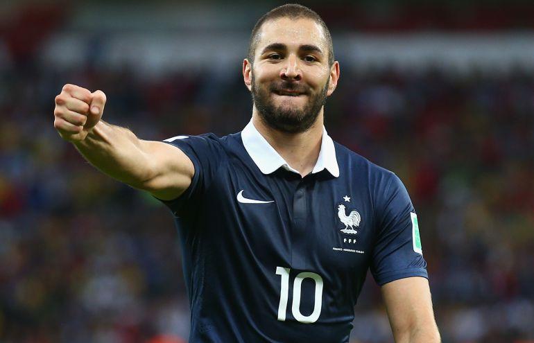 Karim Benzema se convirtió en el gran ausente de la selección de Francia en la Eurocopa. (Foto Prensa Libre: Hemeroteca)
