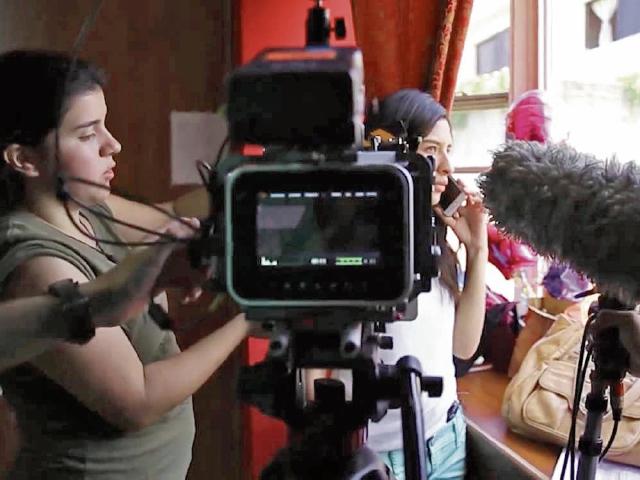 Las propuestas guatemaltecas compiten junto a cortometrajes de más de 80 países. (Foto Prensa Libre: Cortesía UFM)