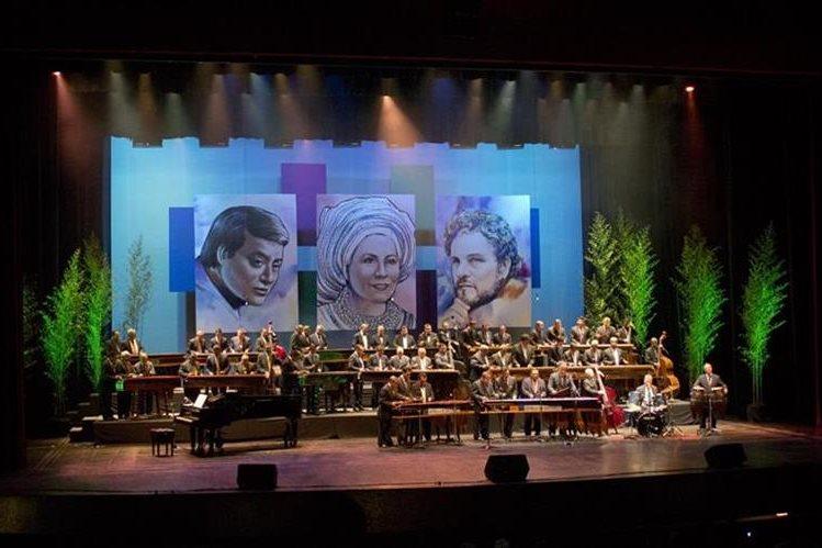 Festival albergará lo mejor de la música en marimba, en el Teatro Nacional. (Foto Prensa Libre: Cortesía Fundación Paiz)