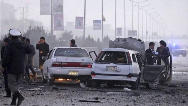 Mueren 10 policías en un ataque en el sur de Afganistán. (Foto Prensa Libre: EFE)