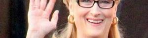 Meryl Streep, actriz estadounidense.