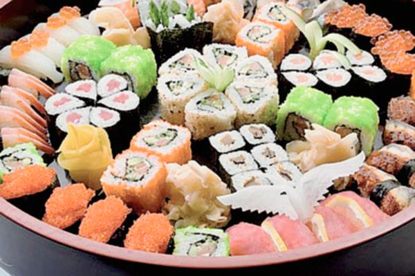 Los japoneses, por curioso que parezca, no son fanáticos de este platillo. (Foto Prensa Libre, tomada de sushi.point.cz)