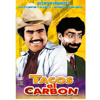 Tacos al carbón fue el debut de Fernández en la pantalla. (Foto Prensa Libre: Hemeroteca PL)