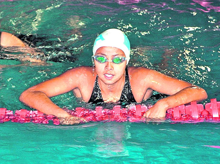 Cindy Toscano aportará su experiencia en aguas abiertas. (Foto Hemeroteca PL).