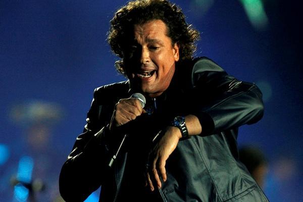 <p>El cantautor colombiano Carlos Vives promociona temas del álbum Más Corazón profundo. (Foto Prensa Libre: AP)</p>