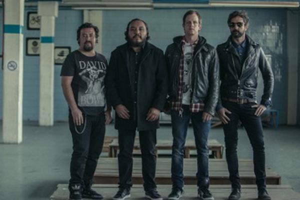 <p>La banda regresará al estudio el próximo año para grabar nuevo material.</p>