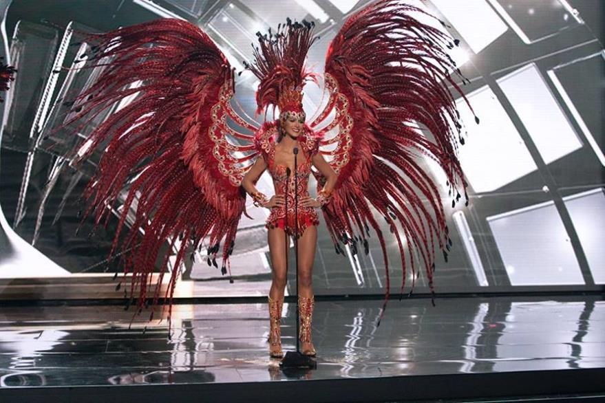 Miss Venezuela también está entre las preferidas.