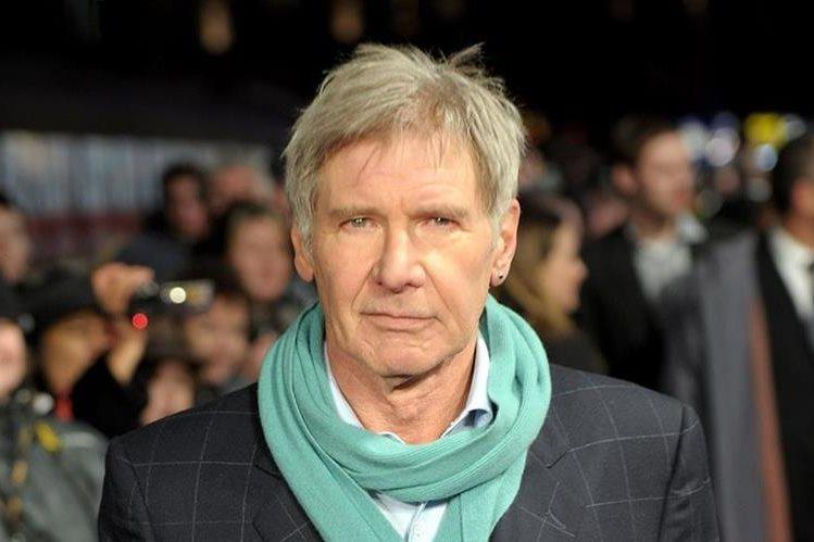 Harrison Ford se encuentra de vacaciones por España. (Foto Prensa Libre: Hemeroteca PL)
