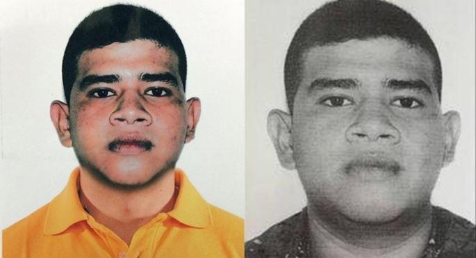 Esta es la foto manipulada del soldado, Guilber Josué Barrios, supuesto responsable de ultrajar a la joven.(Foto Prensa Libre: Ejército de Guatemala)