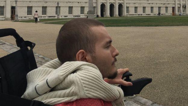 Uno de los más prometedores proyectos de Desire for Life es una silla de ruedas que funciona con comandos de voz. DESIRE FOR LIFE
