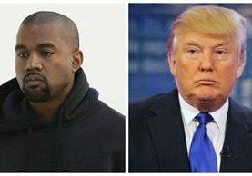 Kaney West retiró de Twitter los mensajes que escribió en apoyo a Donald Trump. (Foto Prensa Libre: YouTube)