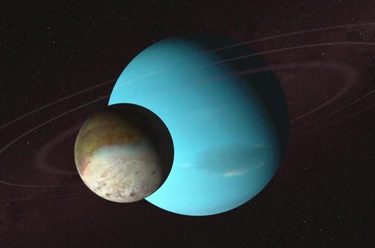 Muchos de los planetas son 1.5 veces del tamaño de la tierra  o más pequeños que Neptuno.  (Foto Prensa Libre: Nasa)