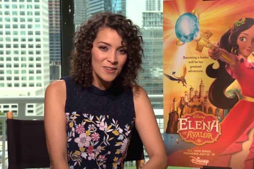 Participar en    este proyecto de Disney, sobre la primera princesa latina, es un sueño cumplido para Gaby Moreno.
