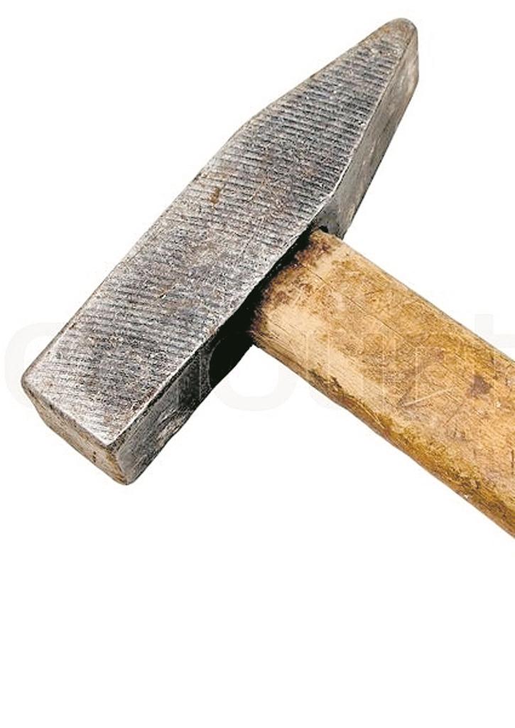 El martillo  de  juez evoca el uso dirigido de la fuerza de la ley. (Foto Prensa Libre: Hemeroteca PL)