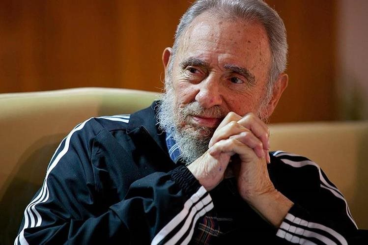 Fidel Castro falleció el 25 de noviembre en Santiago de Cuba, a los 90 años de edad. (Foto: Hemeroteca PL).