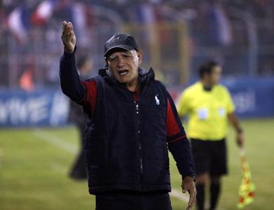 Raúl Juárez y Carlos Ventura