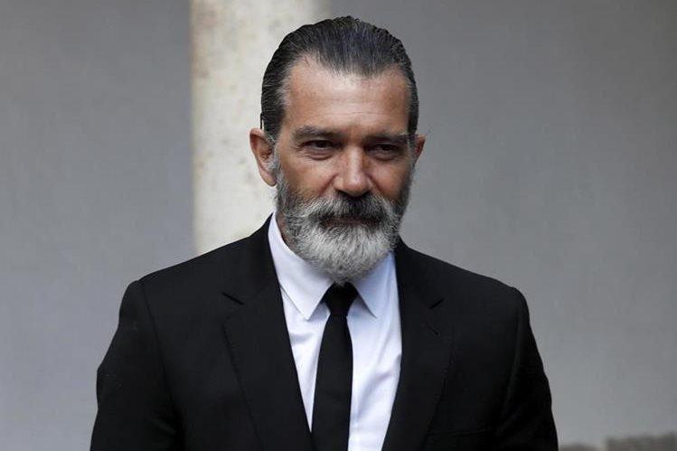 El Premio Nacional de Cinematografía de España reconoce la trayectoria de Antonio Banderas en el campo del séptimo arte. (Foto Prensa Libre: EFE)