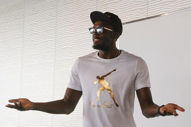 Usain Bolt se encuentra en Mónaco donde a partir de hoy se realizará la Liga Diamante de Atletismo. (Foto Prensa Libre: AFP)