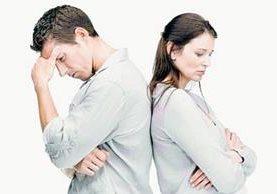 Quienes se divorcian tienen más probabilidades de tener un ataque cardiaco. (Foto Prensa Libre, tomada de luzdemaria.com)