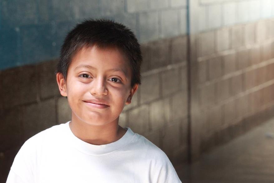 Ismael Martínez Solís, de 10 años.