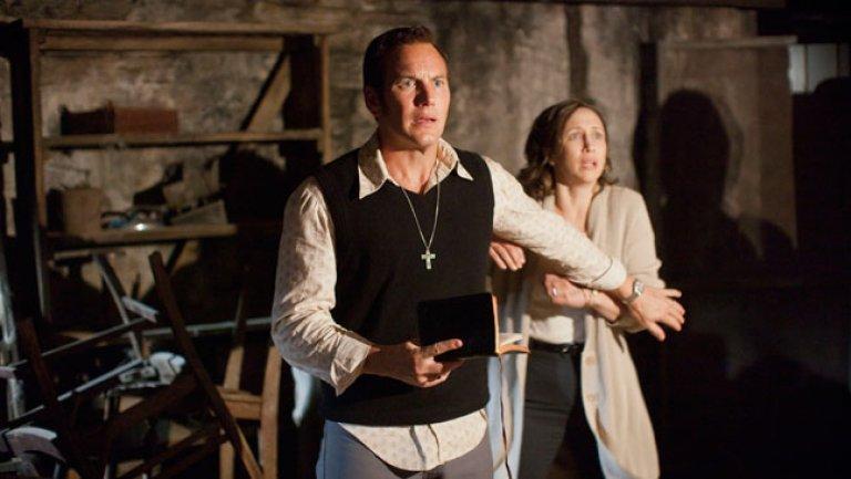 El Conjuro relata la historia de los Warren, una película que podría haber infringido derechos legales (Foto Prensa Libre: Archivo).
