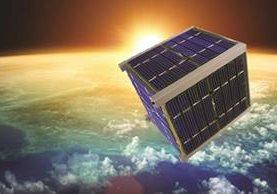 El satélite está basado en el concepto CubeSat, que son pequeños cubos con sensores que pueden ponerse en órbita para trabajos de detección remota. (Foto: Hemeroteca PL).