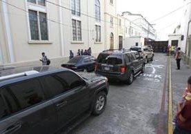 La SAT busca comprar 12 camionetas agrícolas para autoridades tributarias. (Foto Prensa Libre: Hemeroteca PL)