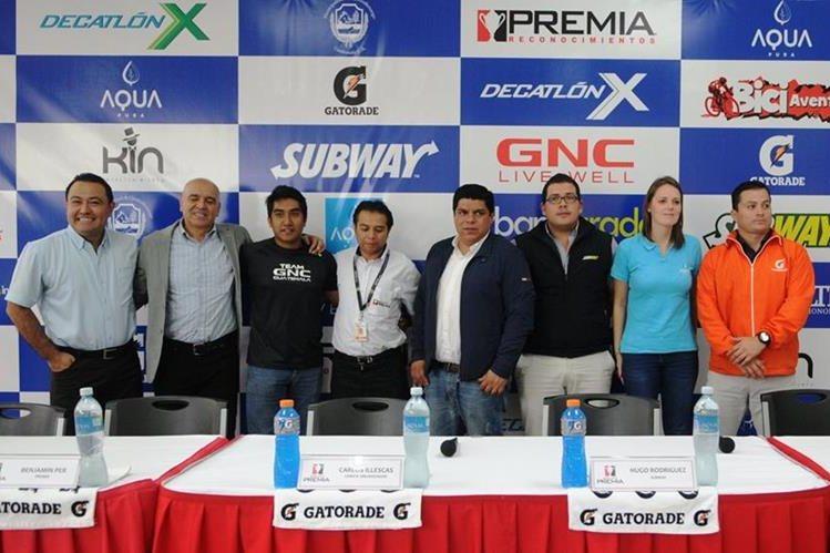 Los organizadores dieron a conocer los detalles para el evento. (Foto Prensa Libre: Jeniffer Gómez)