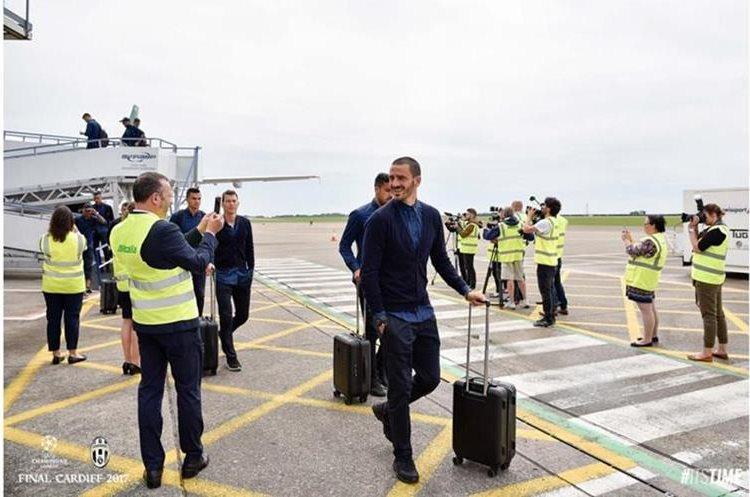 Bonucci es una pieza clave en la defensa de la Juventus. (Foto Prensa Libre: Juventus)