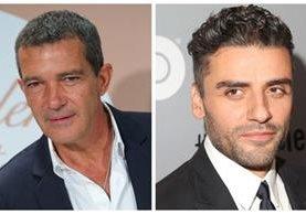 Los actores Antonio Banderas y Óscar Isaac compartirán escenas en la película Life Itself. (Foto Prensa Libre: Hemeroteca PL)