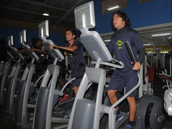 Herrera llegó al equipo colonial en el Clausura 2016. (Foto Prensa Libre: Carlos Vicente)